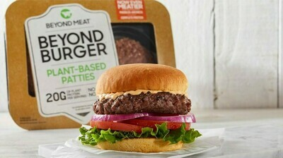 Beyond Meat - Beyond Burger - 6 x 113g