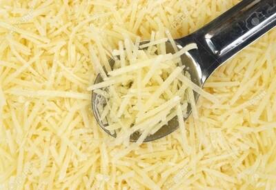 Shredded Parmesan Cheese Bulk  - 250g