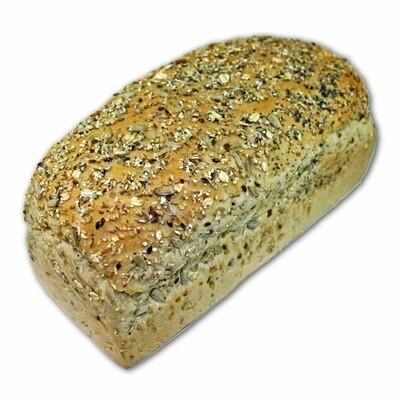 7 Grain Bread Organic Sliced - Grainharvest Breadhouse LOCAL 825g