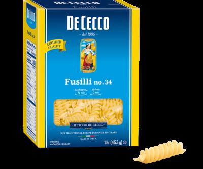 DeCecco Fusilli - 454g