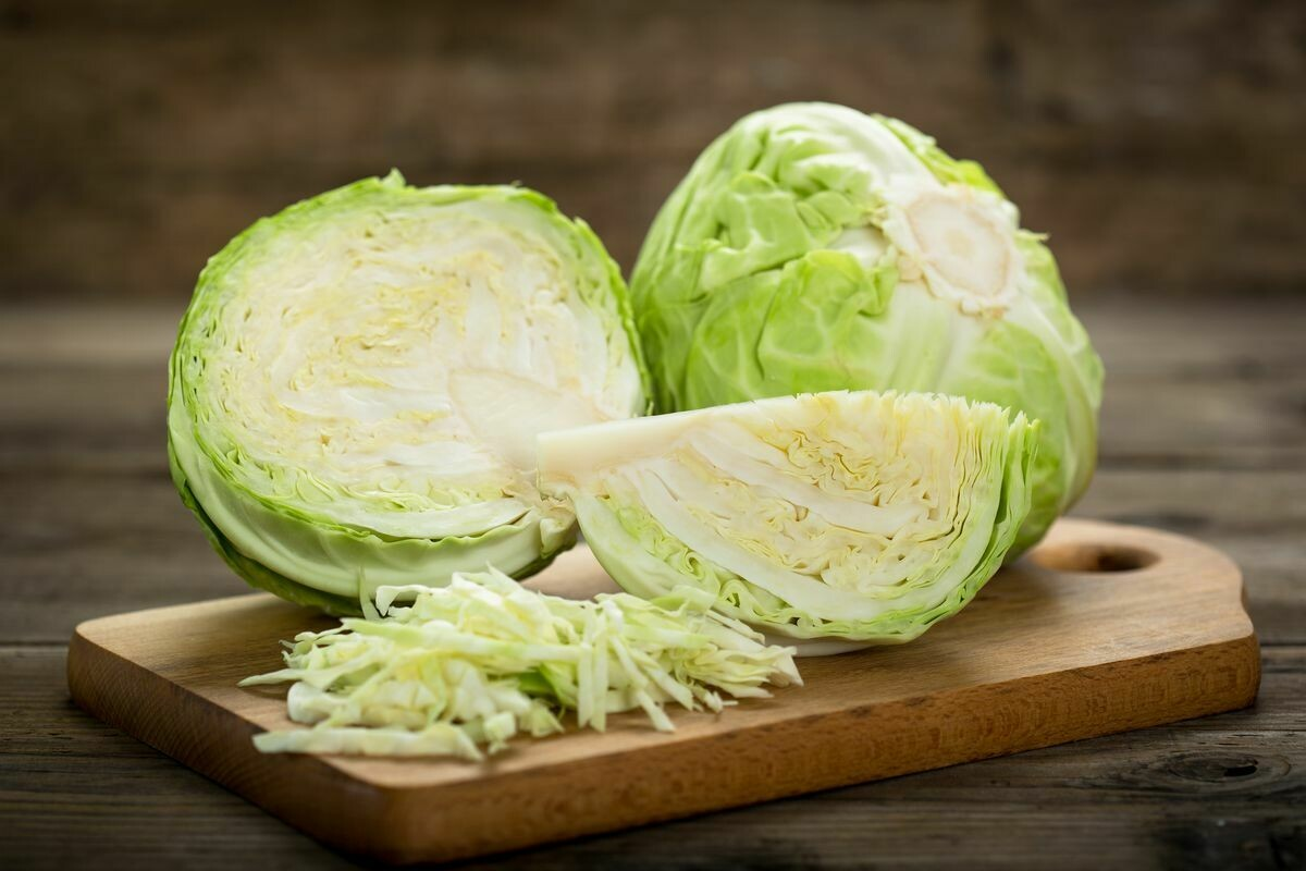 Green Cabbage - LOCAL