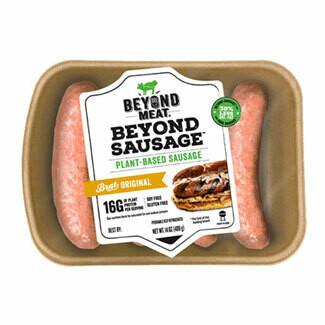 Beyond Meat - Beyond Sausage 4 Pack - 400g