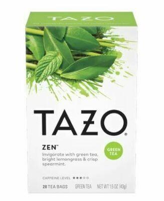 Tazo Zen Green Tea 24 Pack