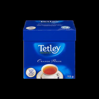 Tetley Orange Pekoe Tea 36 Pack