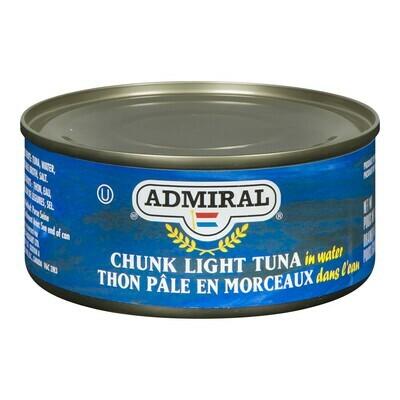 Tuna -  Chunk Light in Water - 170g