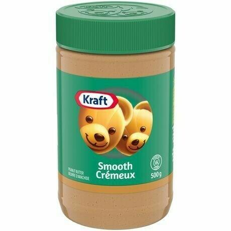 Kraft Peanut Butter - Smooth 1 Kg