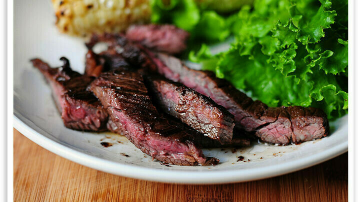 Skirt Steak 28oz - LOCAL Magnolia Meats Ayr Ontario