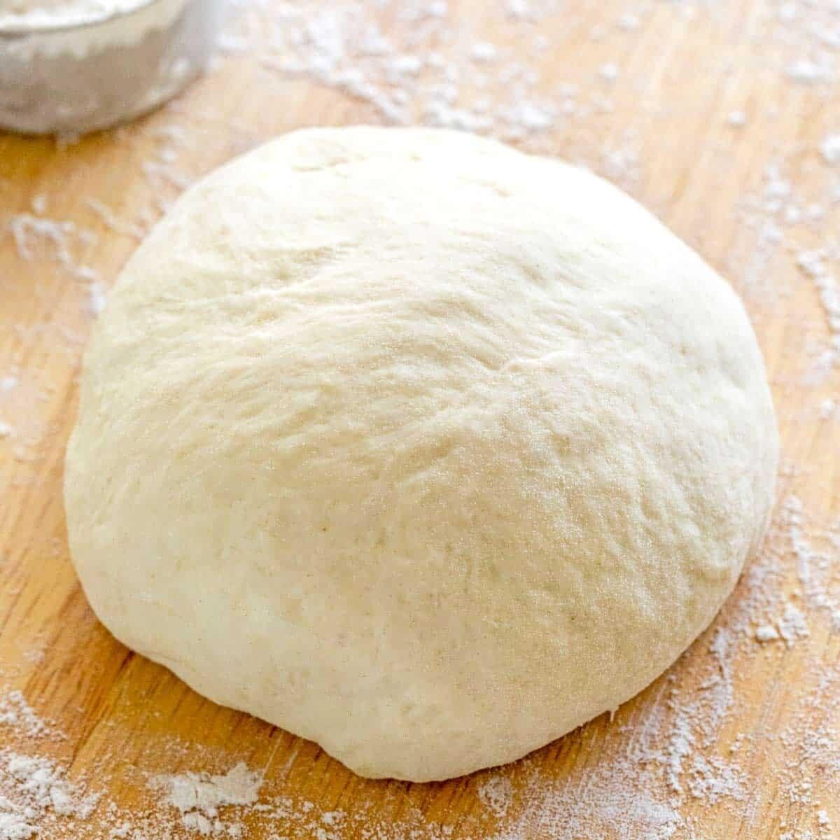 Pizza Dough Organic Grainharvest - 400g Local
