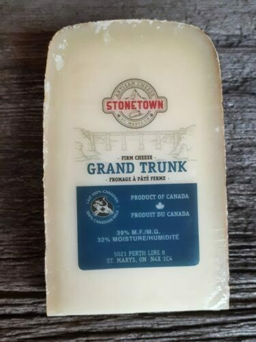 Grand Trunk Award Winner - Stonetown Artisan Cheese LOCAL