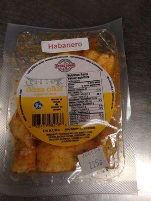 Habenero Cheese Curds - Stonetown Artisan Cheese LOCAL