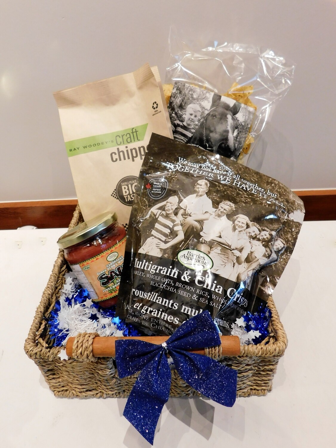 Chip Lovers Gift Basket LOCAL