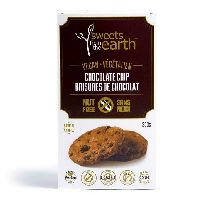 Chocolate Chip Cookie Box - Vegan / Nut Free LOCAL