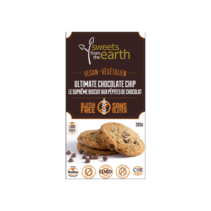 Gluten Free Ultimate Chocolate Chip Cookie Box - Vegan LOCAL