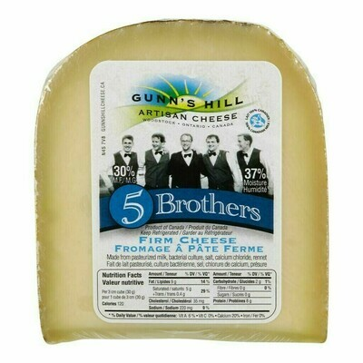 Elgin Buffalo Aged Gouda - 200g LOCAL Gunn's Hill Artisan Cheese