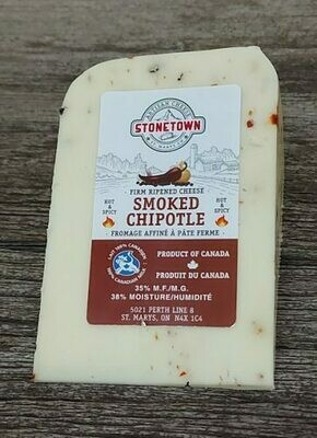 Smoked Chipotle - Stonetown Artisan Cheese LOCAL
