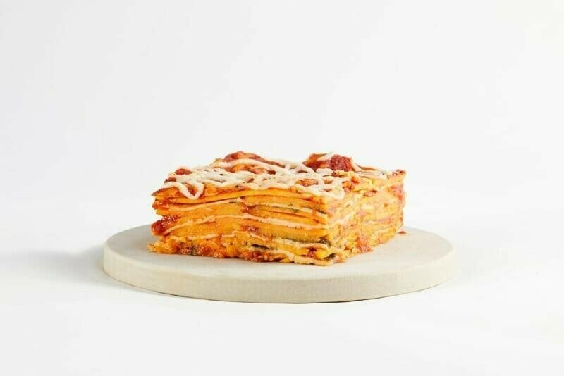 Vegetarian Sweet Potato Lasagna Medium GLUTEN FREE- LOCAL Mambella's Waterloo