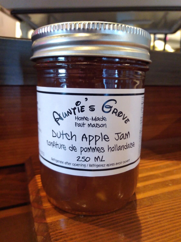 Auntie's Grove Dutch Apple Jam - Local