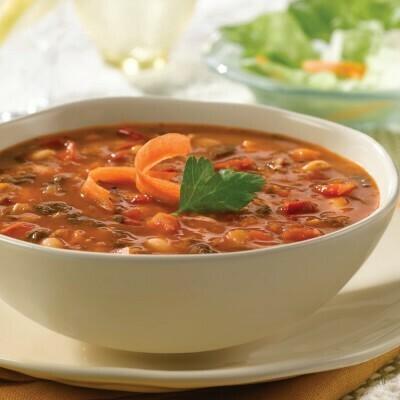 Vegan Vegetable Soup - 1L Serves 3-4