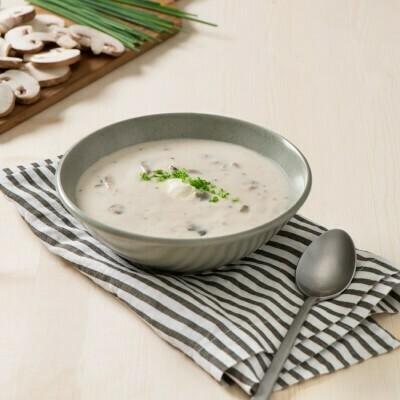 Cream of Mushroom Soup - 1L Serves 3-4