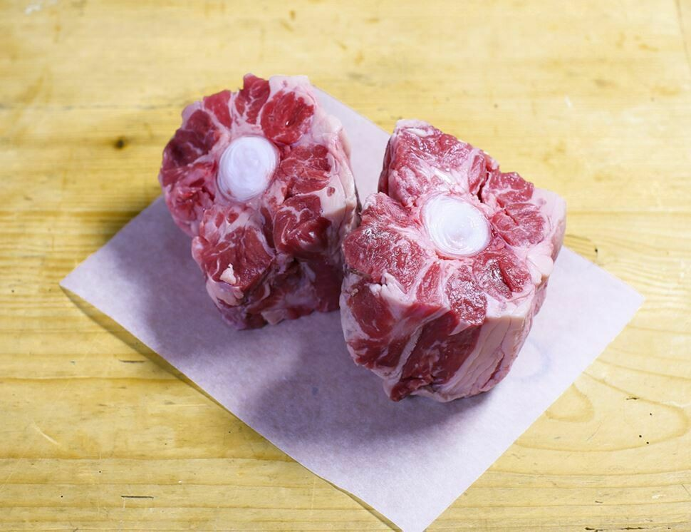 Stemmler's Oxtail 1lb - LOCAL