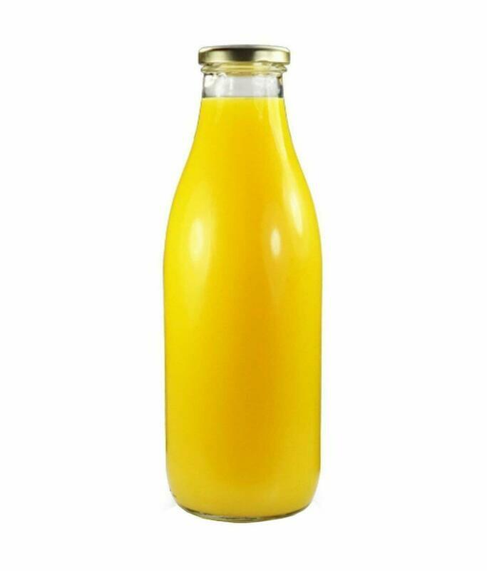 Fresh Pressed Grapefruit & Orange Juice 1L - LOCAL