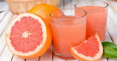 Fresh Pressed Grapefruit Juice 1L - LOCAL