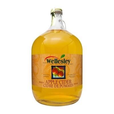 Wellesley Apple Cider - 1 Gallon LOCAL