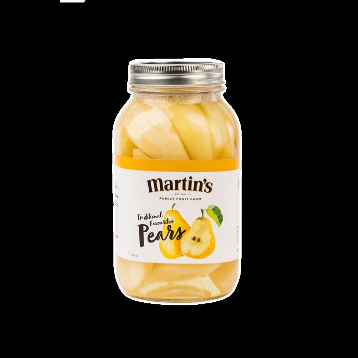 Martin's Apple Farm Sweet Pears 1L - Local