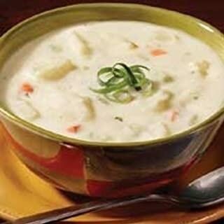 Creamy Potato & Bacon Soup - 1L Serves 3-4