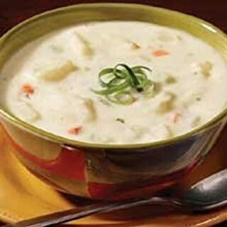 Creamy Potato & Bacon Soup - 1L Serves 3-4
