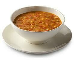 Vegetarian Southwestern Roasted Corn Soup - 1L Serves 3-4