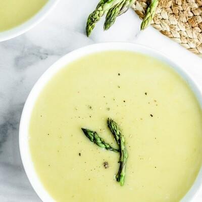 Cream of Asparagus Soup - 1L Serves 3-4