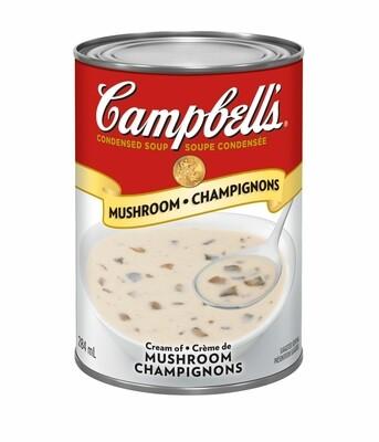 Campbells Cream of Mushroom Soup - 1.36L