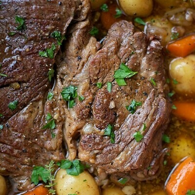Stemmler's Fully Cooked Pot Roast - 1lb LOCAL