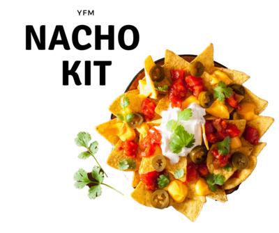 Nacho Kit - Local Ingredients Vegan Option Available