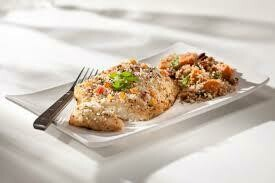 Coconut Crusted Tilapia 5-6 oz - 2 Pack