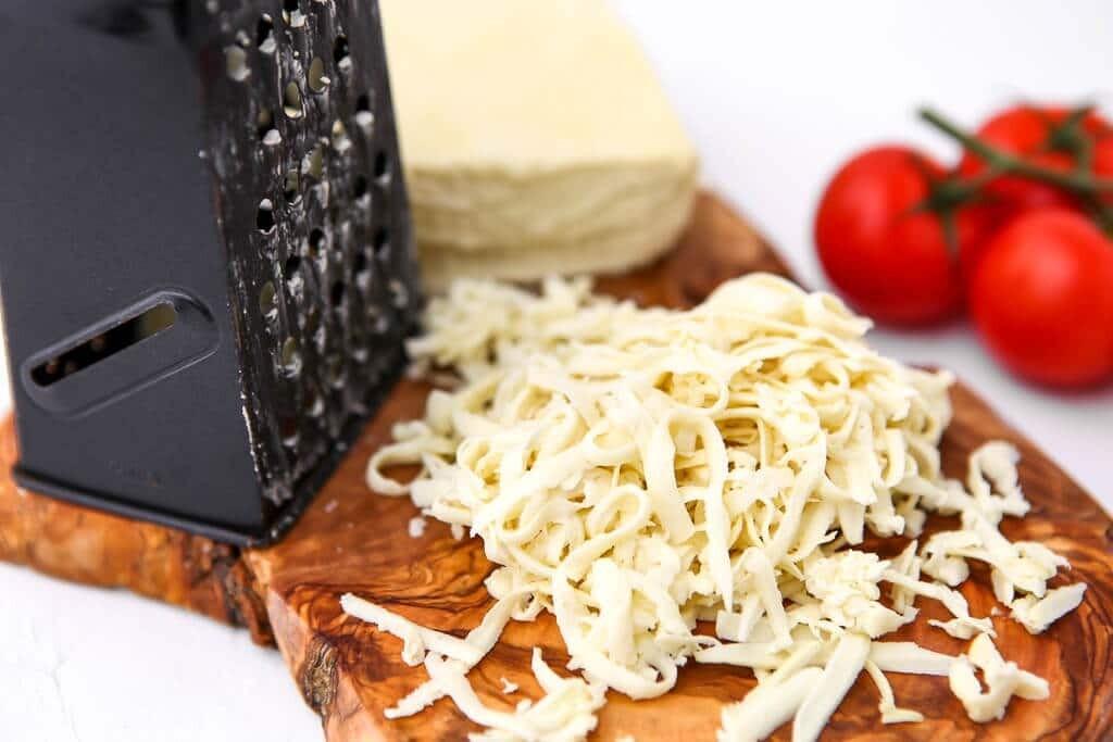 Vegan Shredded Mozza - Vegegourmet- 350g