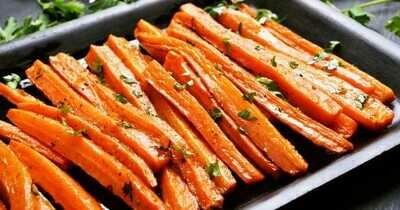 Honey Glazed Carrots - 2lb