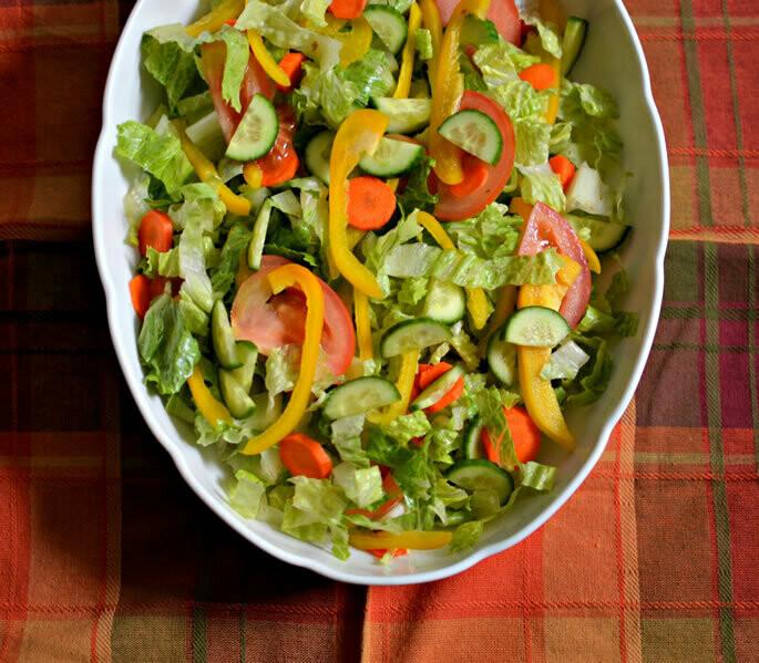 Garden Salad - Family Size