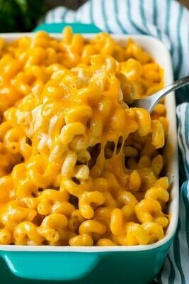 Creamy Baked Mac & Cheese Heat & Serve - Grocery Garden Originals Local 2lb