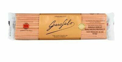 Garofalo Organic Whole Wheat Spaghetti 500g- 454g