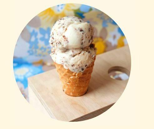 Four All Ice Cream - Cookies & Cream Ice Cream - LOCAL