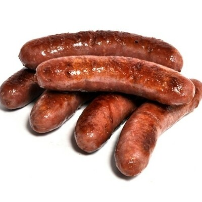 Beef Garlic Sausages 4 Pack - LOCAL Magnolia Meat Ayr