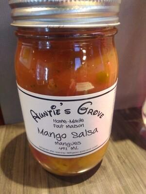 Auntie's Spicy Mango Salsa - Local