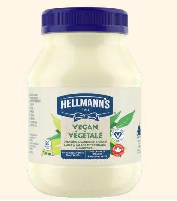 Hellmann's Vegan Mayo - 710 ml