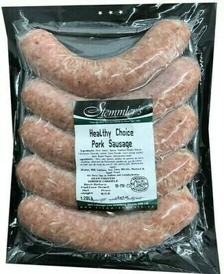Stemmler's Smoked Honey Garlic Dinner Sausage Pork - LOCAL