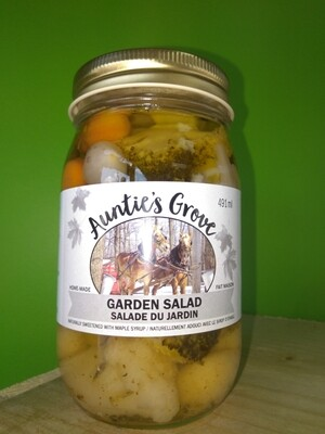 Auntie's Groves Pickled Garden Vegetables - Local
