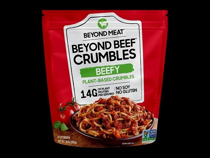 Beyond Beef - Beefy Crumbles 1lb