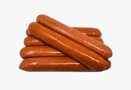 Stemmler's All Beef Weiners 8 Pack - LOCAL