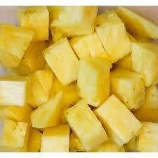 Frozen Pineapple 1kg